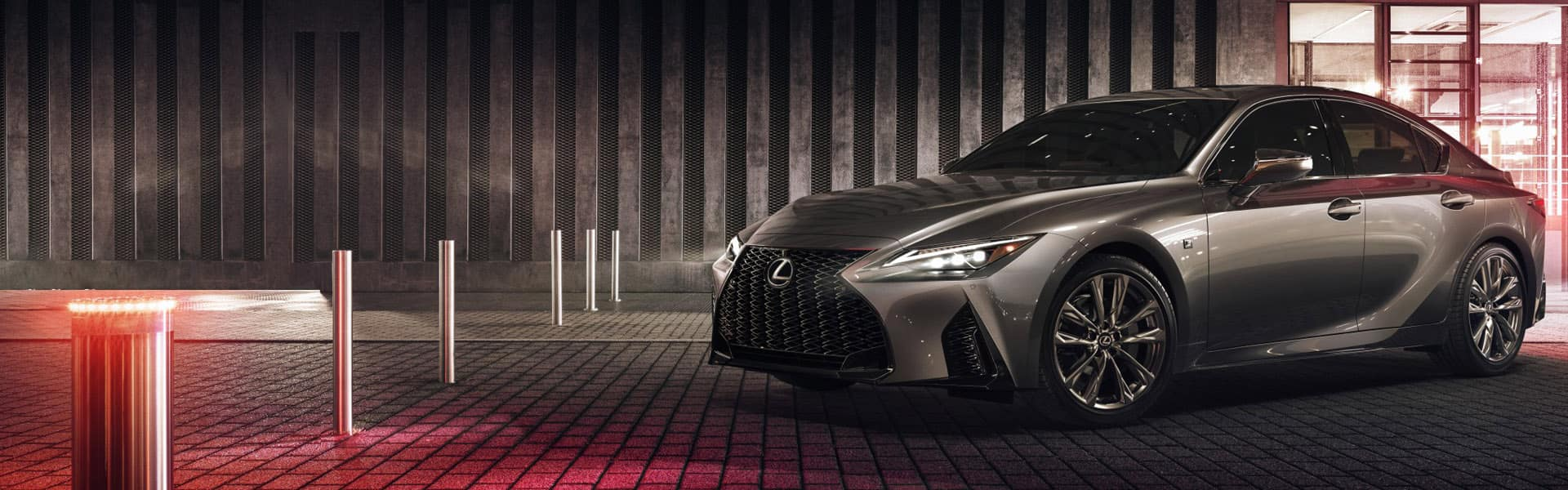 New 2021 Lexus IS