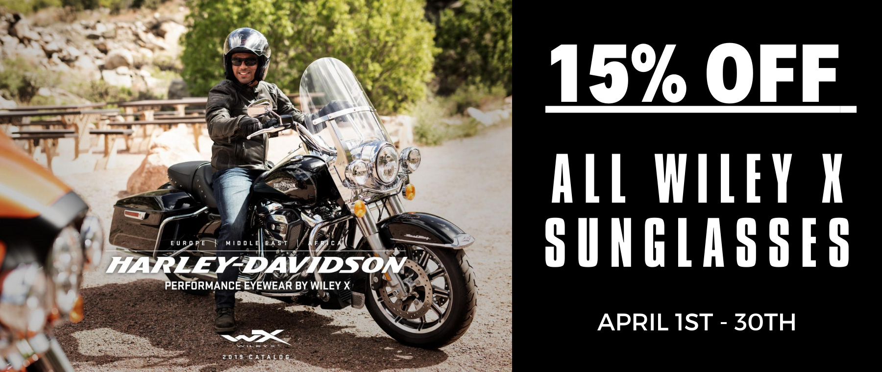 Copy of Copy of 15% off Harley-Davidson Leathers and Heated Gear (4)