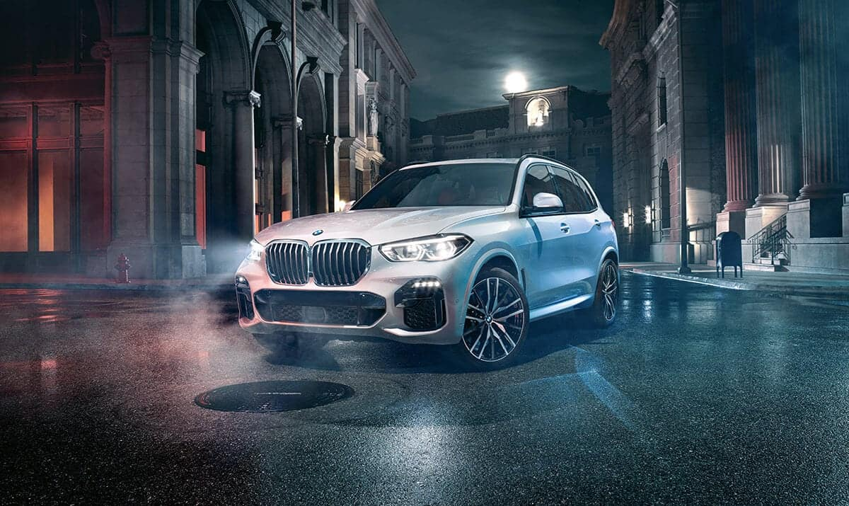 Experience The Bmw X5 In Owings Mills Md Bmw Of Owings Mills