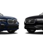 2019 BMW X5 vs 2019 Volvo XC90