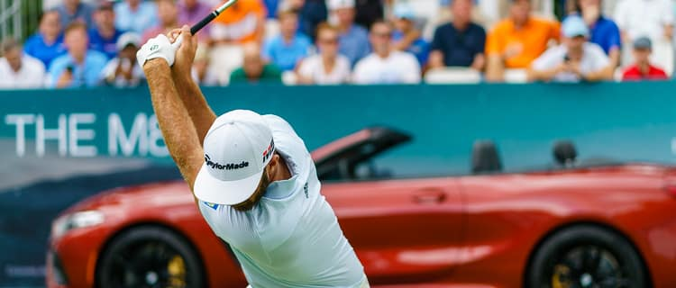 BMW Championship PGA Tour in Owings Mills, MD