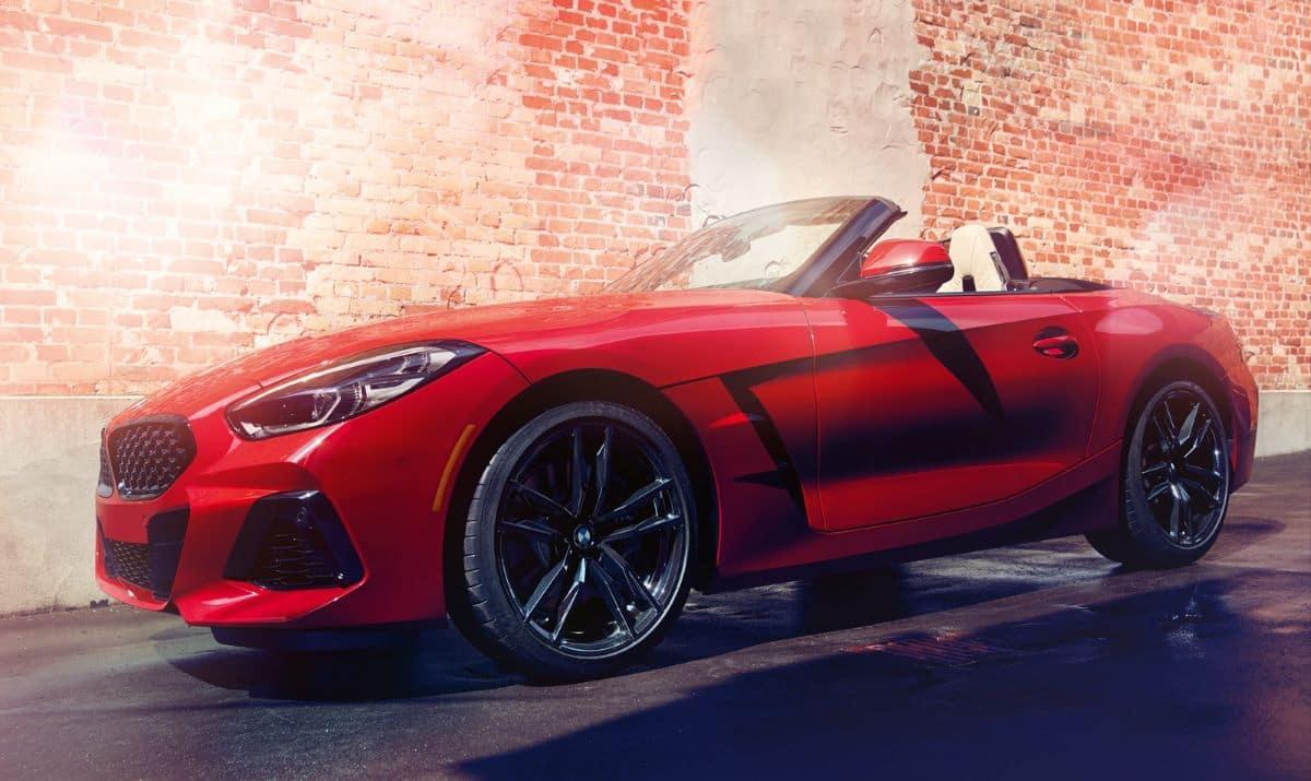 Brand New BMW Z4 For Sale!