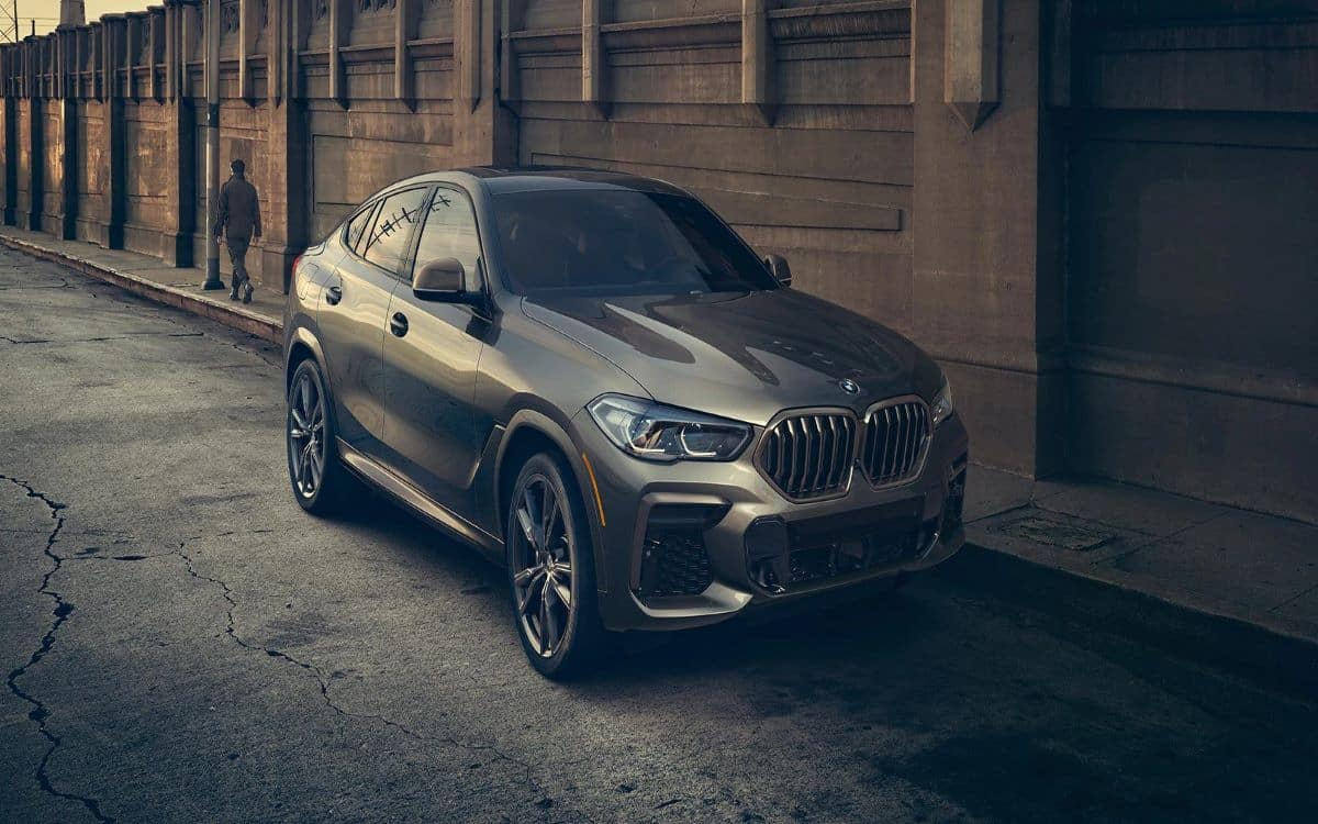 Brand New BMW X6 For Sale!