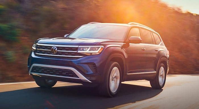 2021 Volkswagen Atlas eight speed performance