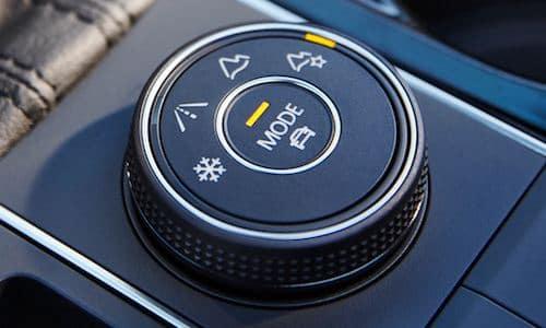 2021 Volkswagen Atlas advanced Off-Road Mode settings