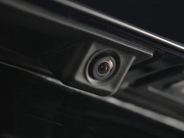 2021 Volkswagen Atlas wide lens backup camera