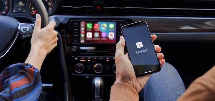 2021 Volkswagen Atlas App-Connect features