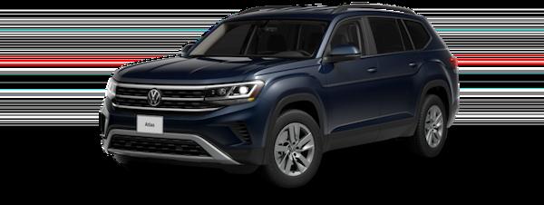2021 Volkswagen Atlas model for sale at Boardwalk Volkswagen