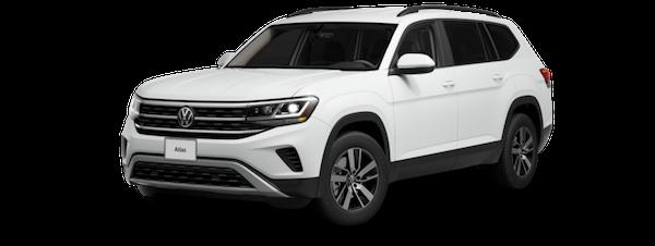 2021 Volkswagen Atlas SE model for sale at Boardwalk Volkswagen