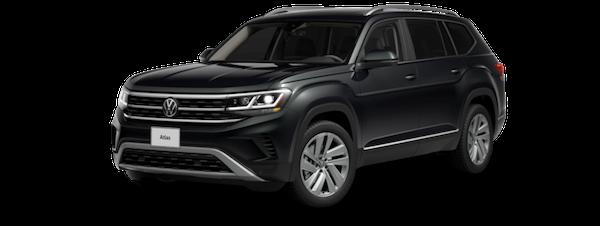 2021 Volkswagen Atlas SEL model for sale at Boardwalk Volkswagen