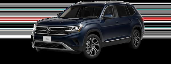 2021 Volkswagen Atlas SEL Premium model for sale at Boardwalk Volkswagen