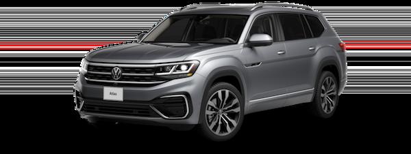 2021 Volkswagen Atlas SEL Premium R-Line model for sale at Boardwalk Volkswagen