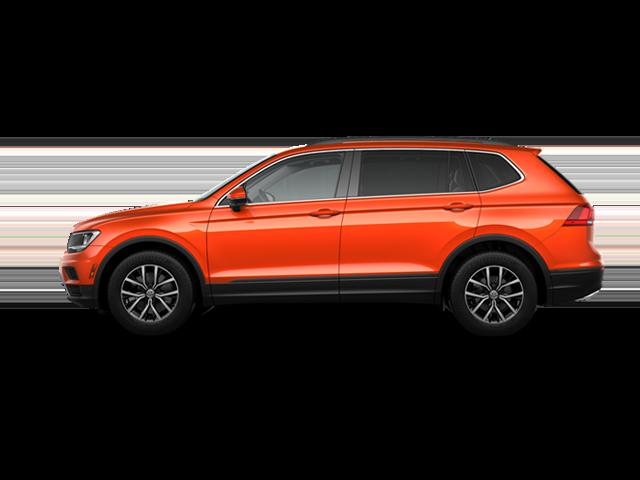 New 2021 Volkswagen Tiguan suv for sale at Redwood City VW dealership near San Mateo