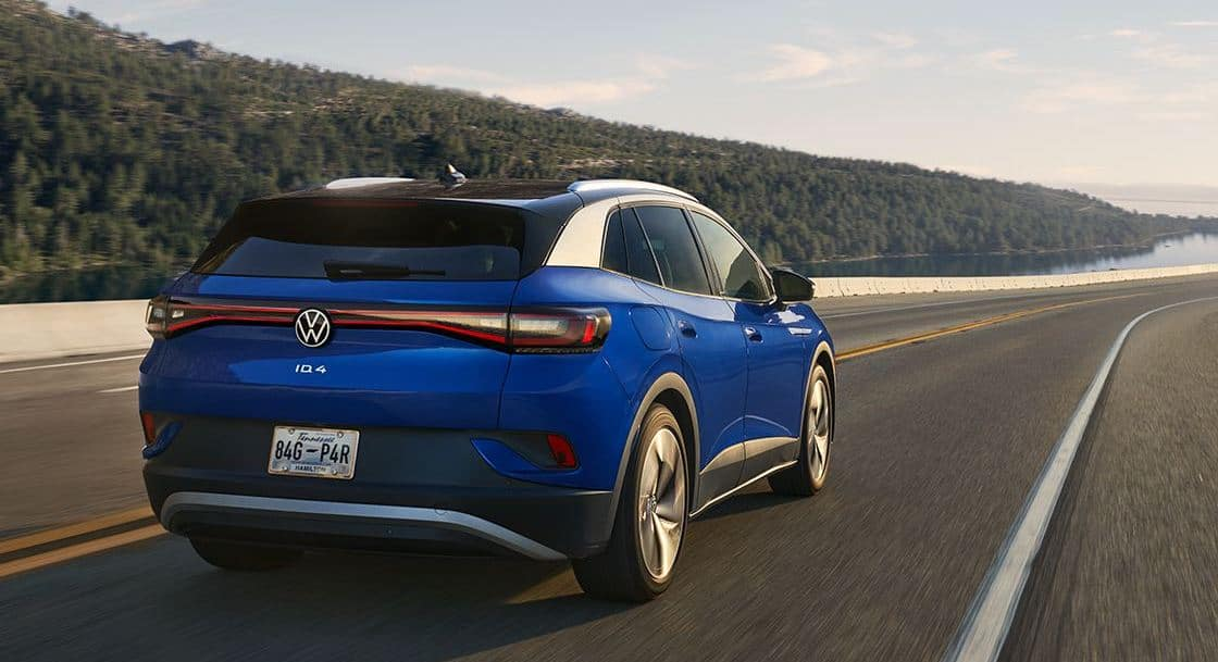 2021 Volkswagen ID.4 electric performance