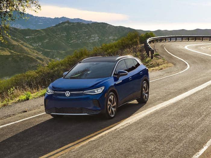 2021 Volkswagen ID.4 all-wheel drive