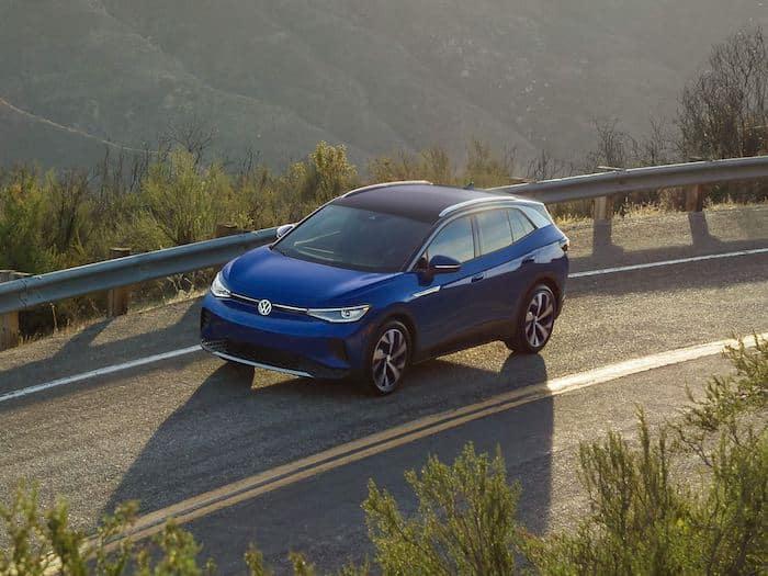 2021 Volkswagen ID.4 instant torque and quiet acceleration