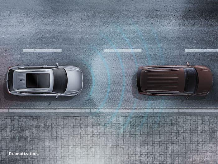 2021 Volkswagen ID.4 Adaptive Cruise Control (ACC)