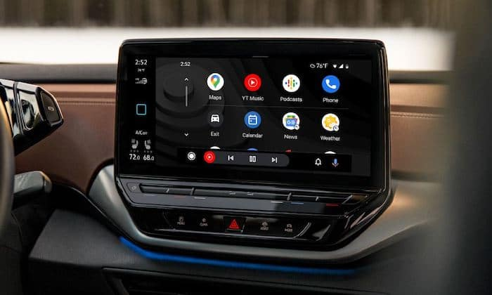 2021 Volkswagen ID.4 Android Auto