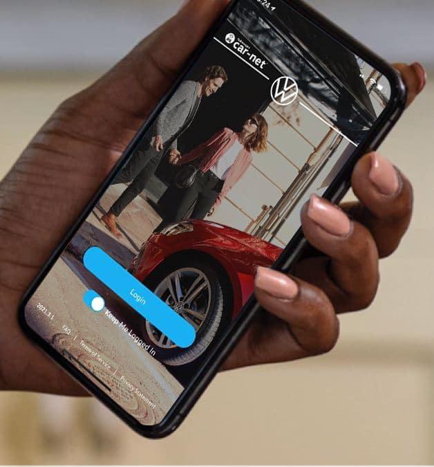 2021 Volkswagen ID.4 VW Car-Net app
