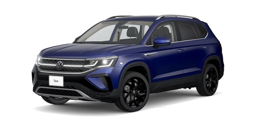New 2022 VW Taos suv for sale at Redwood City Volkswagen dealership near San Jose