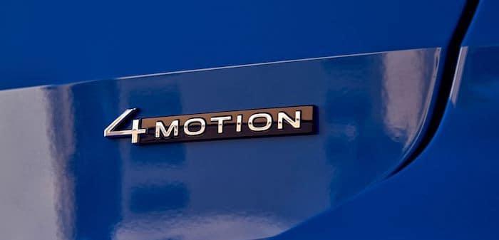 2022 Volkswagen Taos 4MOTION power distribution