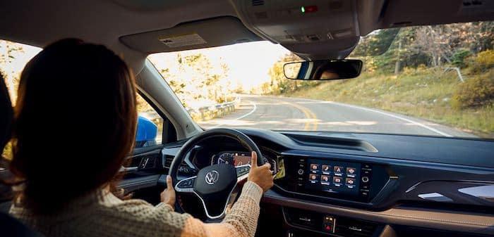 2022 Volkswagen Taos -Speed DSG automatic transmission