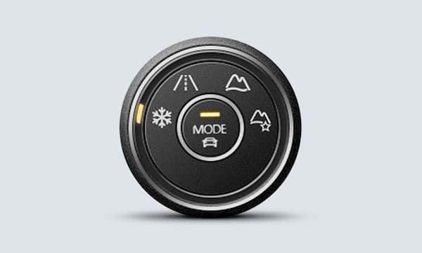 2022 Volkswagen Taos Snow Mode 4MOTION control