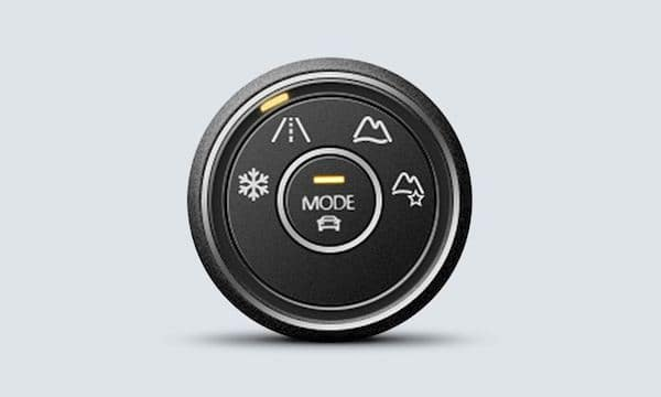 2022 Volkswagen Taos On-Road Mode 4MOTION control