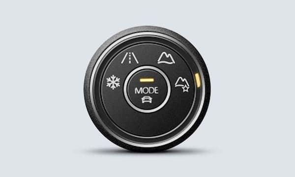 2022 Volkswagen Taos Off-Road Mode custom settings