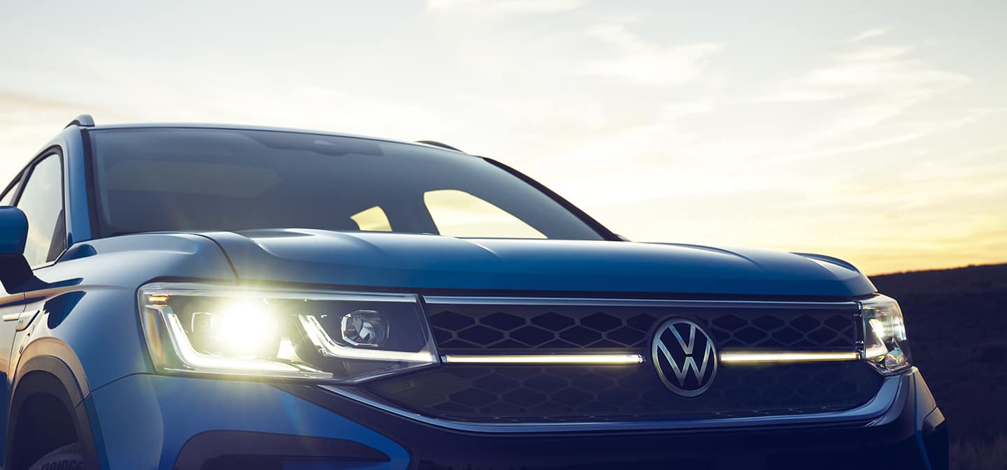 2022 Volkswagen Taos Safety features