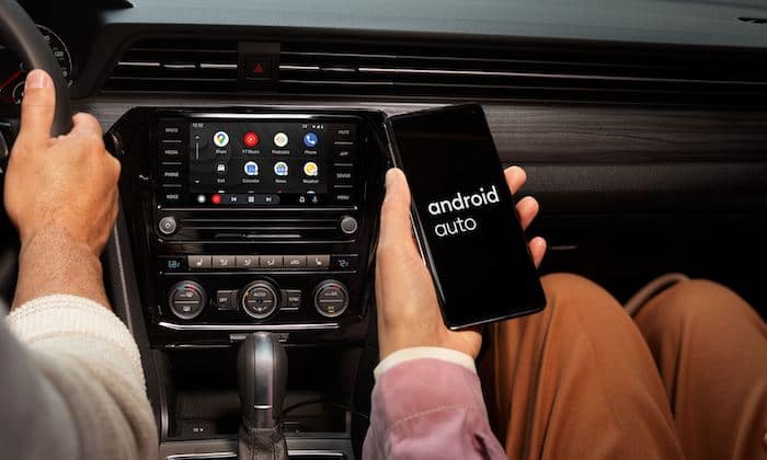 2022 Volkswagen Taos Android Auto