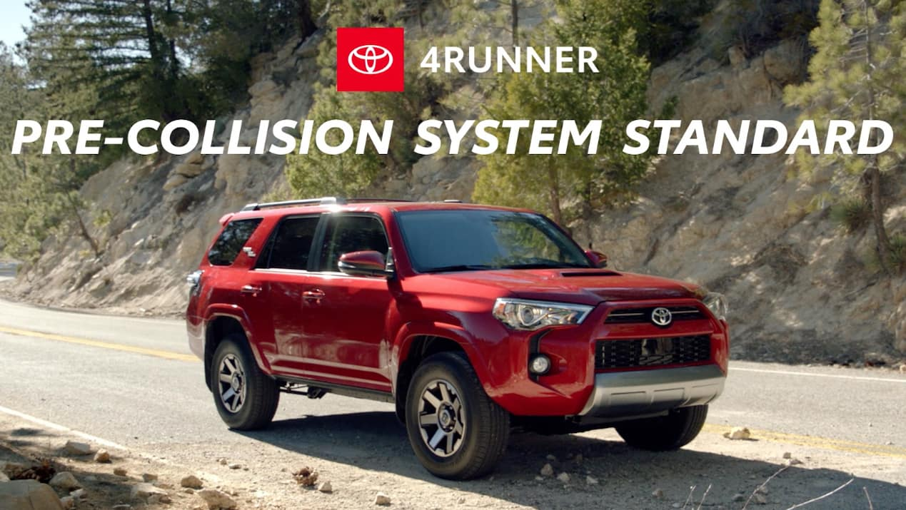 2020 4Runner-Pre-Collision