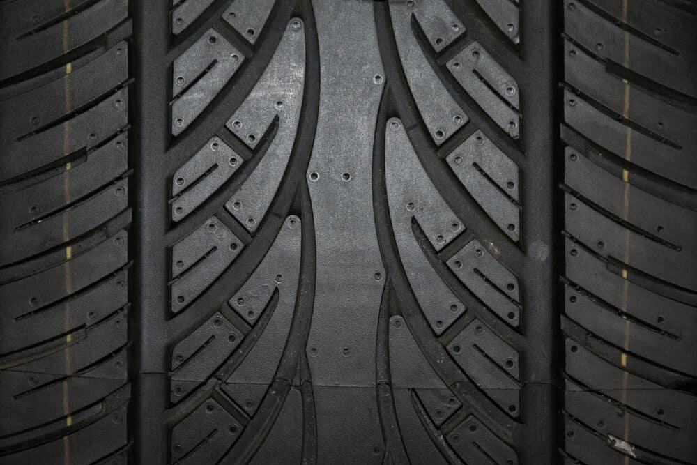 Toyota Tire Treads