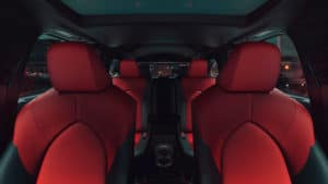 Toyota Highlander vs Kia Telluride Interior