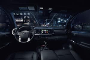 2021 Toyota Tacoma Interior Pensacola FL