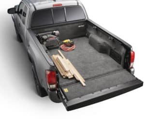 Toyota Tacoma Flat Bed Cargo