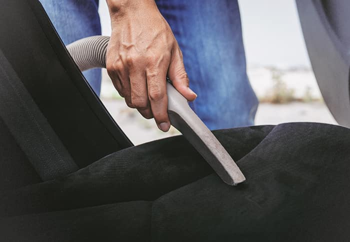 How to clean your car's interior at Boch Toyota in Norwood