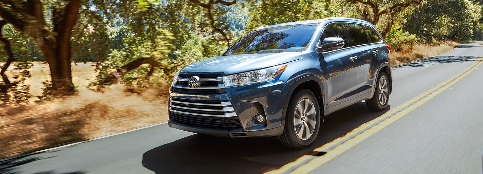 How to clean your car's interior at Boch Toyota in North Attleborough | gray toyota highlander running on road