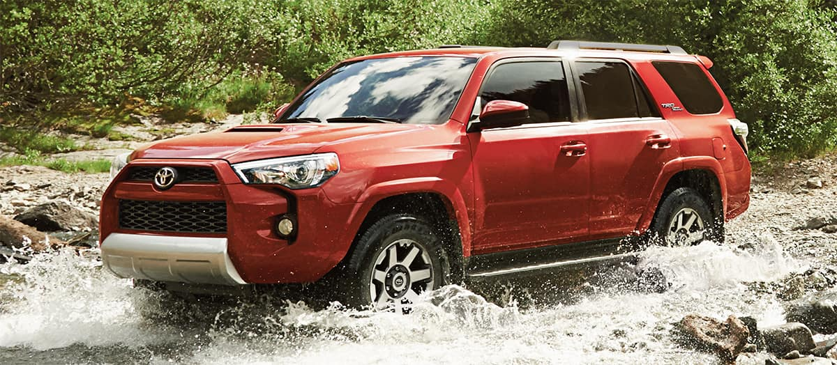 What is TRD in Norwood at Boch Toyota
