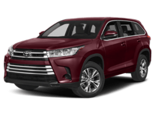 New 2019 Highlander LE V6 AWD