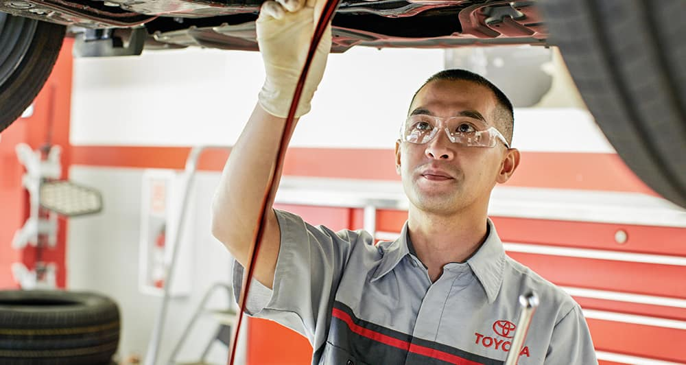 ToyotaCare in Norwood at Boch Toyota