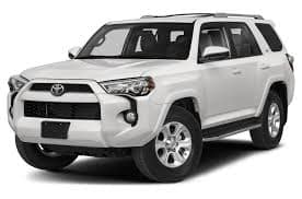 New 2019 4Runner SR5 4x4