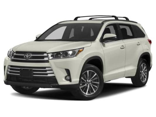 New 2019 Highlander XLE AWD
