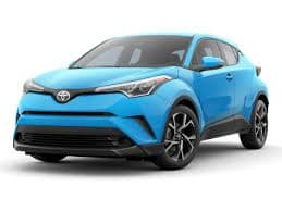 New 2019 Toyota CH-R LE