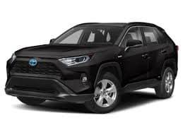New 2019 Toyota RAV4 Hybrid LE