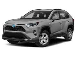2020 RAV4 LE Hybrid