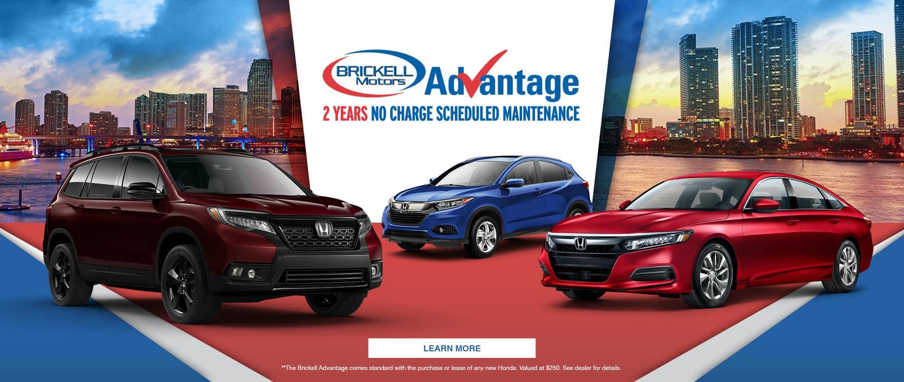 Brickell Honda | Honda Dealer in Miami, FL