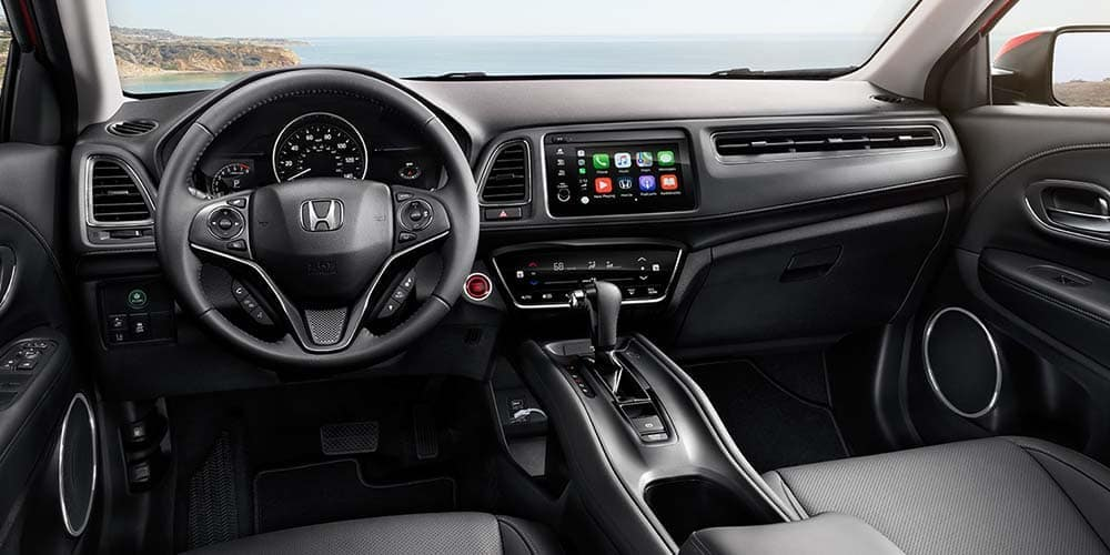 2019 Honda HR-V Dash