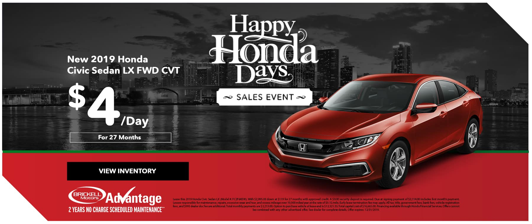 Happy Honda Days Civic Special