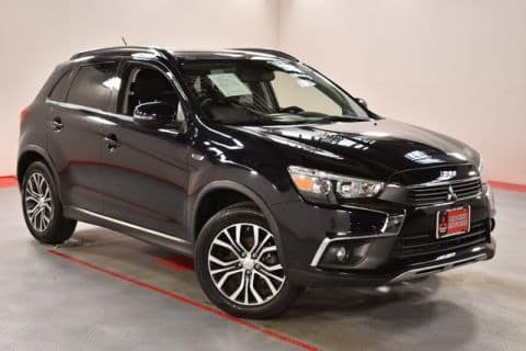 2016 Certified Pre-Owned Mitsubishi Outlander